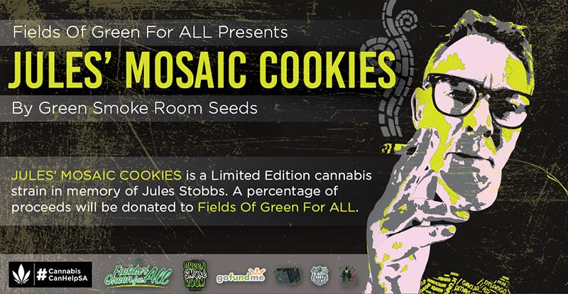 DaggaCouple: Green Smoke Room Seeds & Fields of Green for ALL presents: JULES' MOSAIC COOKIES | Fields of Green for ALL https://t.co/WrxTxPvhkn #growyourown #goodpeopledisobeybadlaws #knowyourfarmer #supportlocal https://t.co/40VcXqXdlU