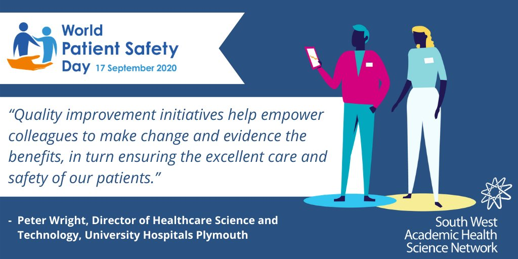 We saw so many excellent stories and resources shared yesterday for #WorldPatientSafetyDay and wanted to take this opportunity to thank all of our amazing #PatientSafety champions for your continued hard work in what you do. 👏🧡  #WPSD2020 https://t.co/dIVk5CjY9y