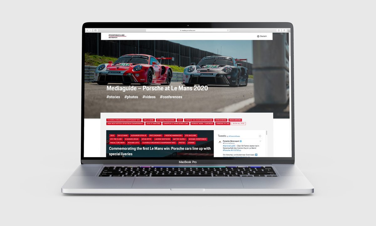 PorscheRaces :user Image Credit RT: @PorscheRaces… #porsche #PorscheMobil1Supercup #PorscheRaces #sportscar #motorsport #racecar #racing... #LeMans24 - Everything you need to know about @24hoursoflemans plus current news, pics and videos are availabl… https://t.co/DWbSeBQnrv
