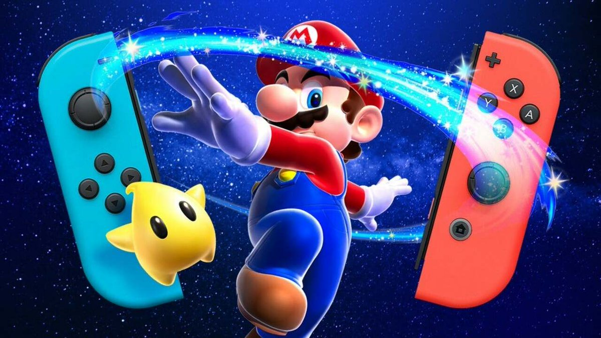 Is Your Copy Of Super Mario 3D All-Stars Crashing? That's Because You've Got A Modded Switch https://t.co/3mFknFBpIB #NintendoSwitch #SuperMario #Hacking https://t.co/SRAXUfBtPf