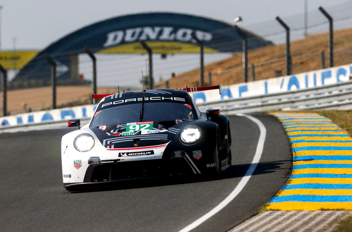PorscheRaces :user Image Credit RT: @PorscheRaces… #porsche #PorscheMobil1Supercup #PorscheRaces #sportscar #motorsport #racecar #racing... #LeMans24 - @24hoursoflemans FP4 is in the books. The two @manthey_racing #Porsche #911RSR in #GTEPro class fi… https://t.co/4UI604SoF6