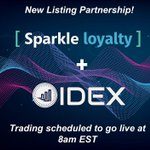 Image for the Tweet beginning: New Listing Partnership! As of