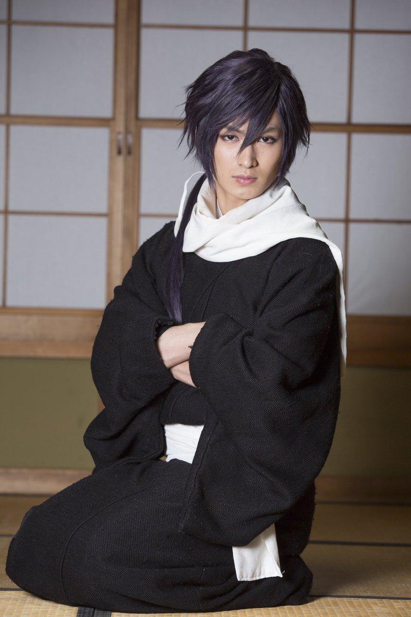 #薄桜鬼12周年共に大切な役でした。おめでとうございます。松田凌橋本祥平