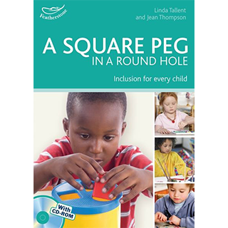 Square Peg In A Round Hole: Inclusion For Every Child  This practical and easy-to-use guide identifies the barriers faced by children with a wide range of different additional needs.   Please like and share. https://t.co/PBu4MMZBZQ   #SEND #Primary https://t.co/88T0bBiLlm