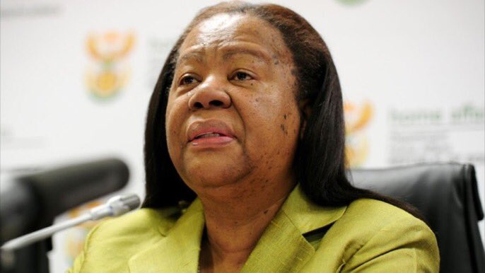 International Relations Minister Naledi Pandor says South Africa's intervention in Zimbabwe can only happen at the request of the Government of Zimbabwe.