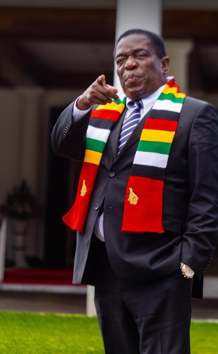 Well done cde ED‼️ Currency stabilized. Inflation dropping. Fuel queues gone. Load shedding gone. Roads and dams construction. Wheat bumper harvest.
