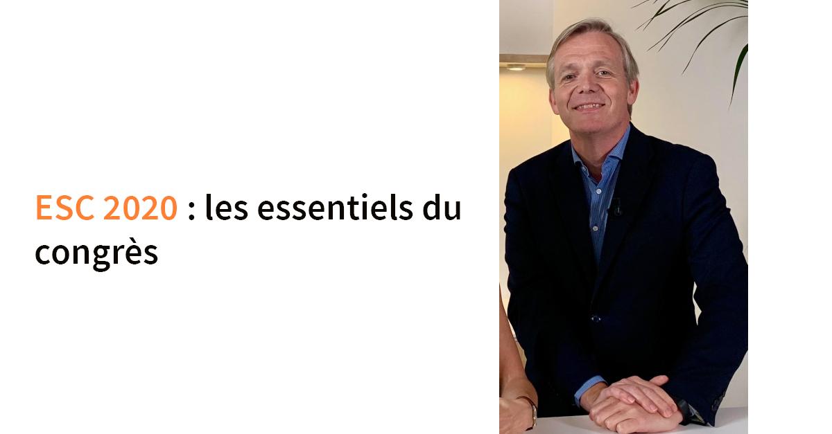 https://t.co/ApSoklQ5g4 Le docteur Pierre SABOURET, Président du Comité Scientifique du Collège National des #Cardiologues Français revient sur les avancées présentées lors de l'édition 2020 du congrès de l'#ESC. #ESC2020 #Cardiologie #Univadis https://t.co/IGj20OX2dr