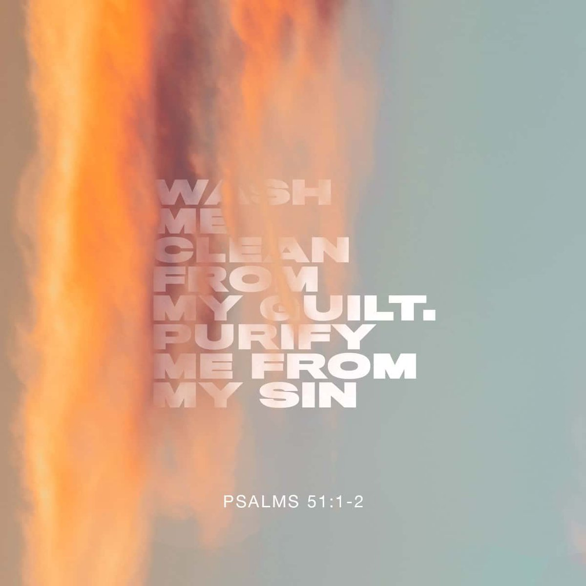 Psalms 51:1-2 ✝️🙏🏾😇 #youversion #holybible #kingjamesversion #psalms5112 #verseoftheday #september17 #bible2020 #purify #me #from #my #sin https://t.co/5dmvfh7lLF