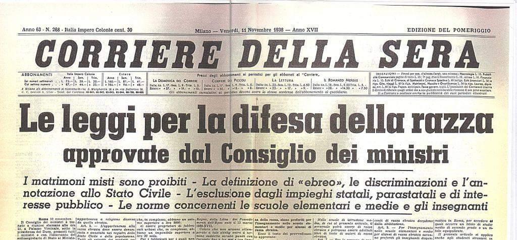 Il 18 settembre a Trieste Mussolini annunciava quelle che presto sarebbero diventate le leggi razziali. La storia di come quell'insegnante elementare divenne duce, conquistando l'Italia fra minaccia della violenza e costruzione del consenso https://t.co/lKScWnYPXW https://t.co/jDnakEZziS