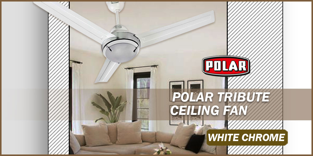 Make your living space uber-cool and ultra modern with this premium ceiling fan from Polar. Order Online: https://t.co/NUDYKtULCr #Polar #Fan #CeilingFan #PremiumCeilingFan #Tribute https://t.co/ysNpcXbSGh