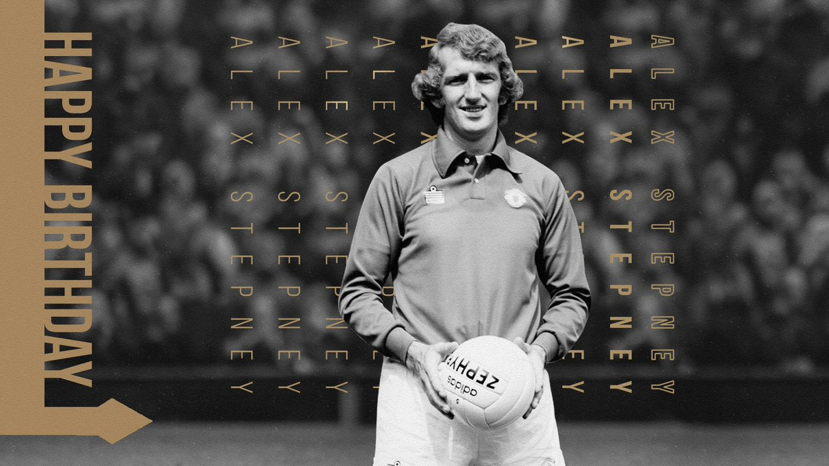 Happy birthday to goalkeeping great and #MUFC legend, Alex Stepney! 🎉 ❤️