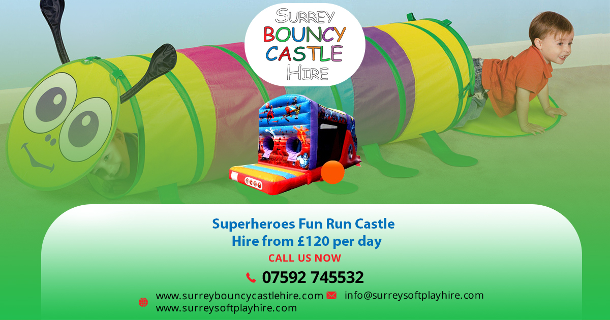 """Fun Run Mini-Obstacle Course Bouncy Castle £120  The """"#Fun #Run #Bouncy #Castle #Hire"""" is a smaller option to the obstacle course, climb in the front of the unit through two holes to a bouncy bed with inflatable  https://t.co/yByFxyuyEH https://t.co/3z6PJawp9t"""
