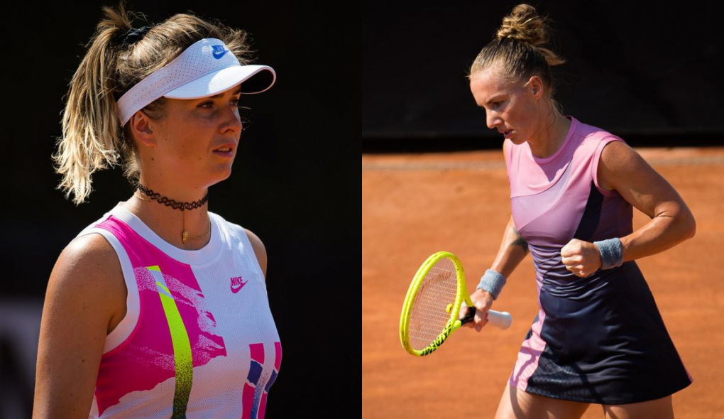 Round 3 today!!! 👊 @ElinaSvitolina will face 🇷🇺S. Kuznetsova on Pietrangelli not before 7.00 pm CET! It will be a tough one again but you can do it Eli! #FamEli #IBI20 💪💪 https://t.co/MD4qWib0YJ