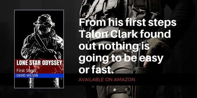 See what #readers are saying about the #LoneStarOdyssey series, a #postapocalyptic story in a #dystopian world gone mad. Now on #Kindle #KindleUnlimited and #Audible @DavidWi71485179 https://t.co/f7qRQ5bGrm https://t.co/Fudtu4vv5d