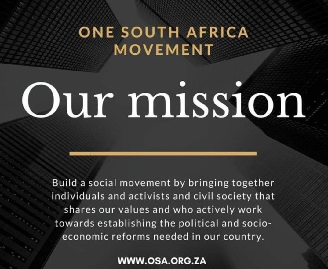 OneSA_Movement photo