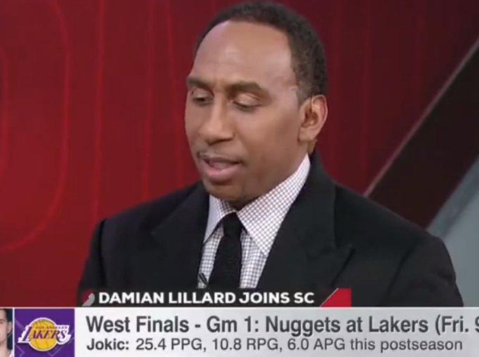 更看好誰統治西決?Lillard:我覺得是詹姆斯,你會看得出他究竟多麼有侵略性!-黑特籃球-NBA新聞影音圖片分享社區
