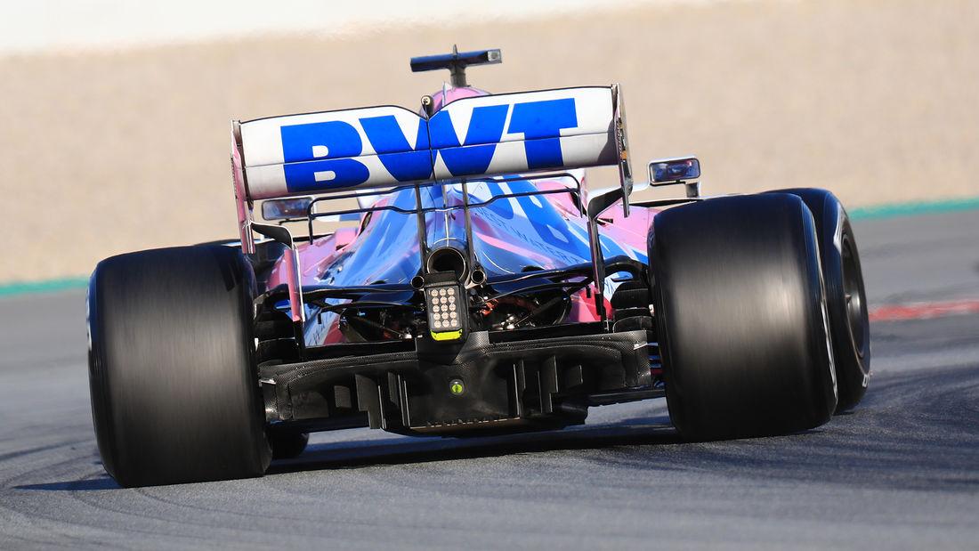 Racing Point este año ha copiado el Mercedes del 2019  #Amus https://t.co/L0LabnOIKw