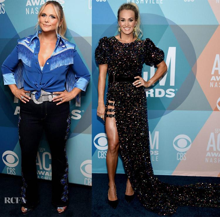 Miranda Lambert and Carrie Underwood At The 2020 ACM Awards  https://t.co/QawX3aCWxl  #ACMAwards #ACM https://t.co/SmbQH1P9Wk