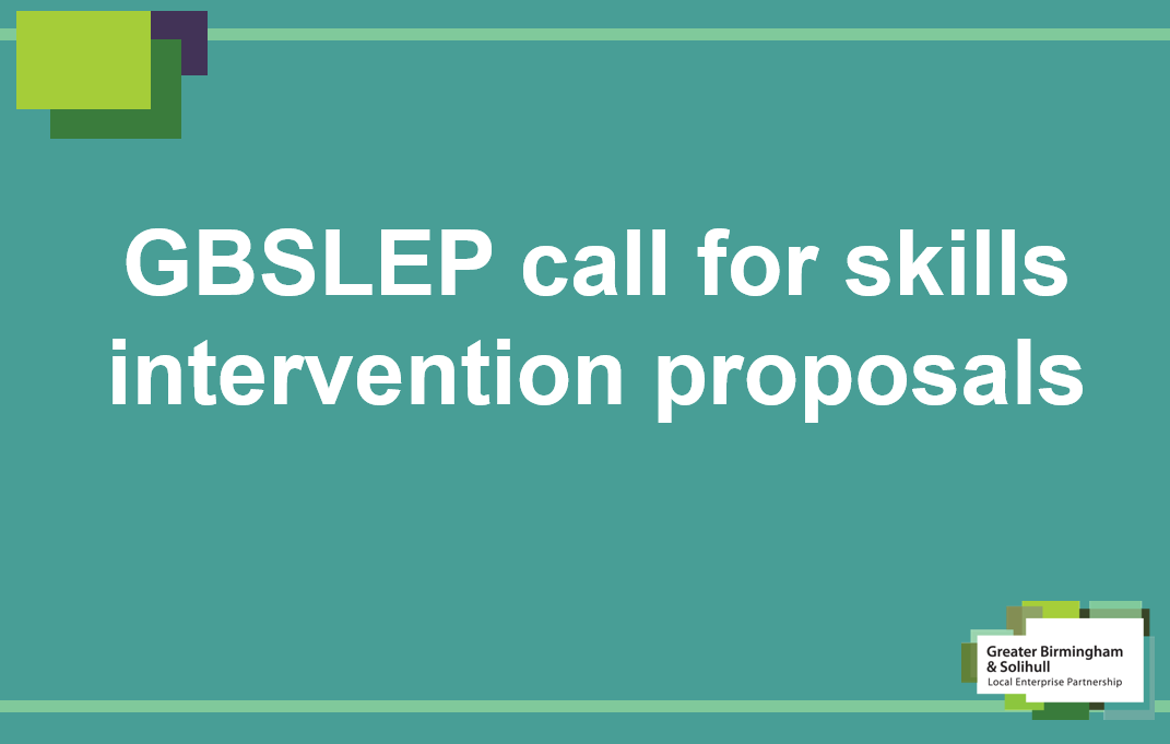 📢 The GBSLEP skills team are looking for new and innovative ideas to tackle the skills problems the region will face in light of the #Covid19 pandemic.  💻➡️ Further information can be found at https://t.co/mJzYXS5U6J https://t.co/nsYhAZmIhb