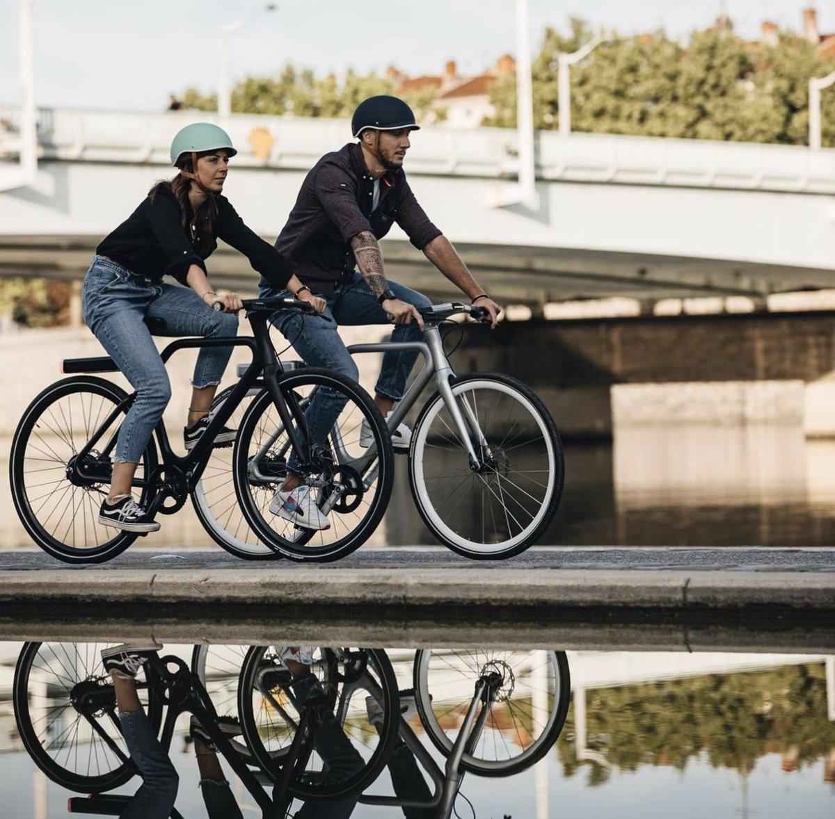 C'est la Semaine Européenne de la Mobilité. Jusqu'au 22 septembre redoublons d'efforts pour encourager la pratique du vélo autour de nous !  #micromobility #SmartBike @AngellBike https://t.co/rhpLJGMk0V