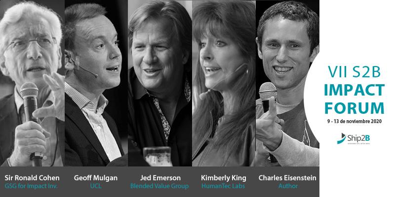 ¡Nuestro panel de expertos sigue creciendo! En el VII #S2BImpactForum contaremos con expertos nacionales e internacionales para analizar el viaje de la economía de impacto desde diferentes perspectivas. ¿Te unes al debate? Consigue tu entrada aquí: https://t.co/kyhFwUjSYK https://t.co/VxtZU1AMwE