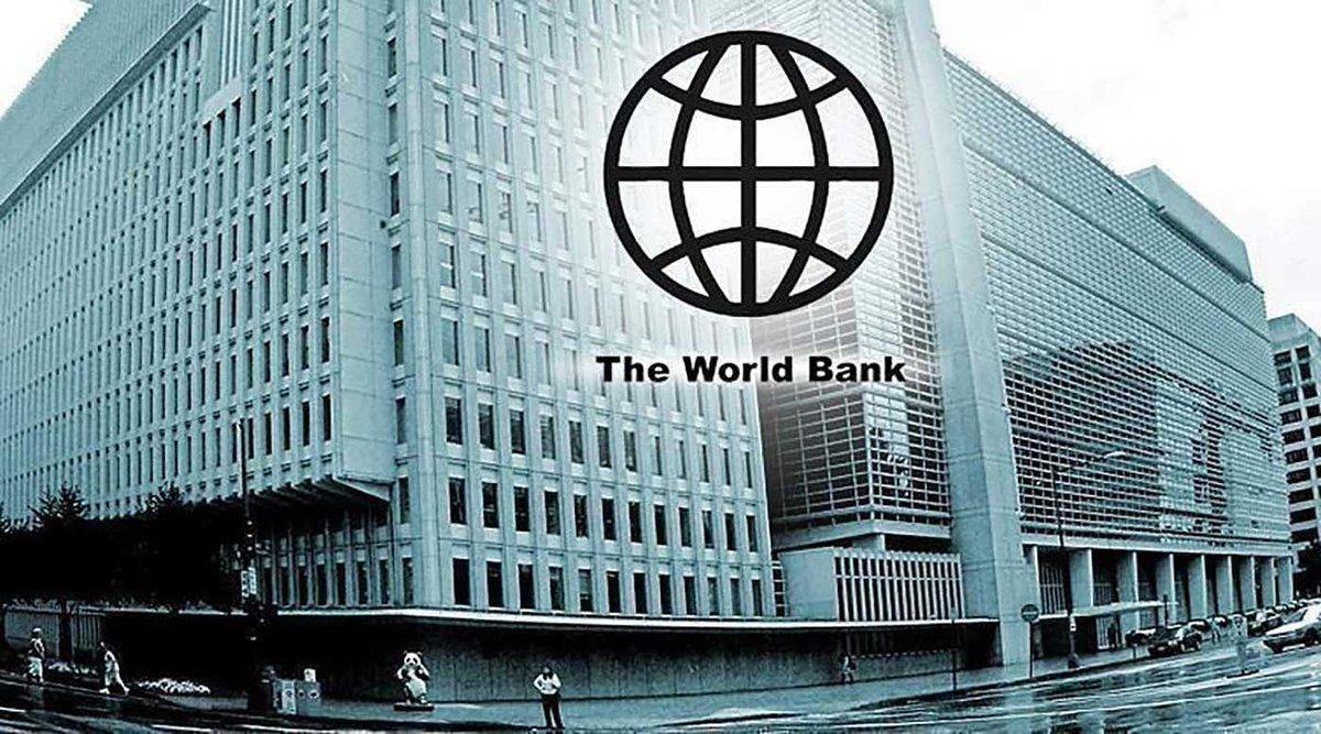#البنك_الدولي   قالت كارمن راينهارت، كبيرة خبراء الاقتصاد في البنك الدولي، إن تعافي الاقتصاد العالمي من الأزمة الناجمة عن جائحة #كورونا قد يستغرق 5 أعوام. https://t.co/iQ1vi6Pi7U