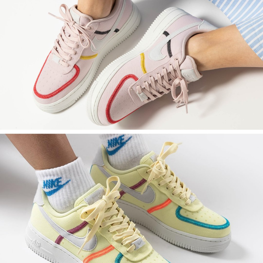Nike Air Force 1 '07 LX  LEGENDARY STYLE  The radiance lives on  RSP: R1,799.99  Buy now: https://t.co/om4EcHJHcE  Available online & in-store at Sandton, Eastgate, Menlyn Park, Melrose Arch, The Zone, Mall of Africa and Canal Walk https://t.co/FUEJ9YWwlD