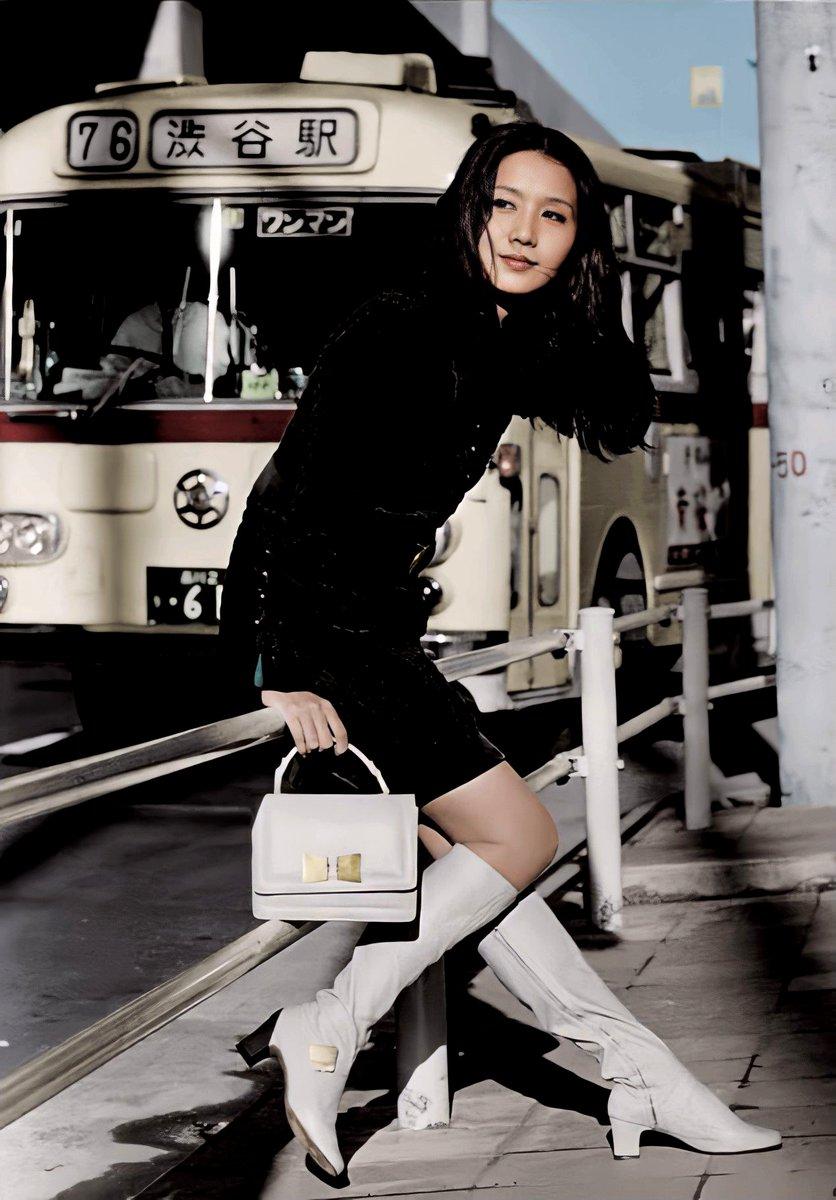 【岩下志麻タイム】恒例の癒し時間、岩下志麻さんです。凄い魅力的