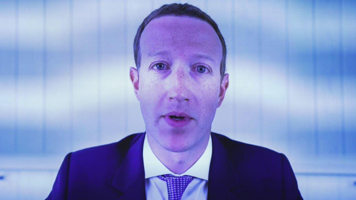 Free speech champion Mark Zuckerberg announces plan to censor his employees bit.ly/32D2xI6