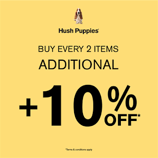 Hush Puppies : Malaysia Day Special Deals! 17-Sep-2020 - 20-Sep-2020 Info: https://t.co/xMGlIie0i7 #sales https://t.co/TKjpfMboIU