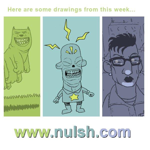 Getchyer Nulsh!  #sketchbook #malarkey #drawing  #dessin #dibujo #Oekaki #comics #doodle #illustration #nulsh #INK #instantnoodlestakeawaythedark #fridaymorning https://t.co/JVKwmiXuRq