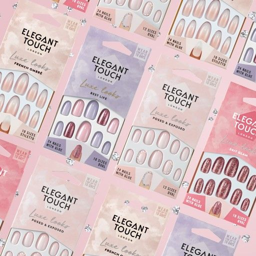 RT & follow @Superdrug 2 #WIN 3 months worth of @ElegantTouchUK Luxe Nails! Competition ends 23:59 18/09/20, Ts&Cs apply please see bio ❤️ 16+ and UK Only. Superdrug Stores PLC is the promoter. https://t.co/EL9kp1cfwe
