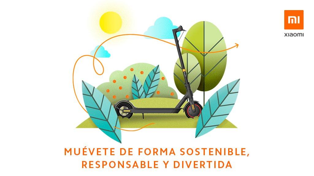 La movildad sostenible es responsable, pero también es responsable moverse de forma divertida. ¡Diviértete con tu nuevo Mi Electric Escooter mientras cuidas el planeta! https://t.co/uFAdsoopZp