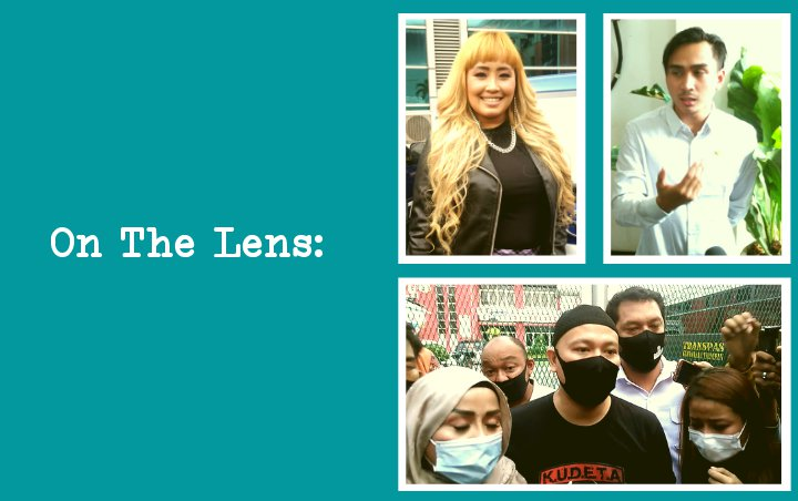 On The Lens: Pinkan Mambo Buka Bisnis, Lutfi Agizal Minta Maaf Hingga Vicky Prasetyo Bebas https://t.co/jKtD1dPYPh https://t.co/lfYZwPUr5W
