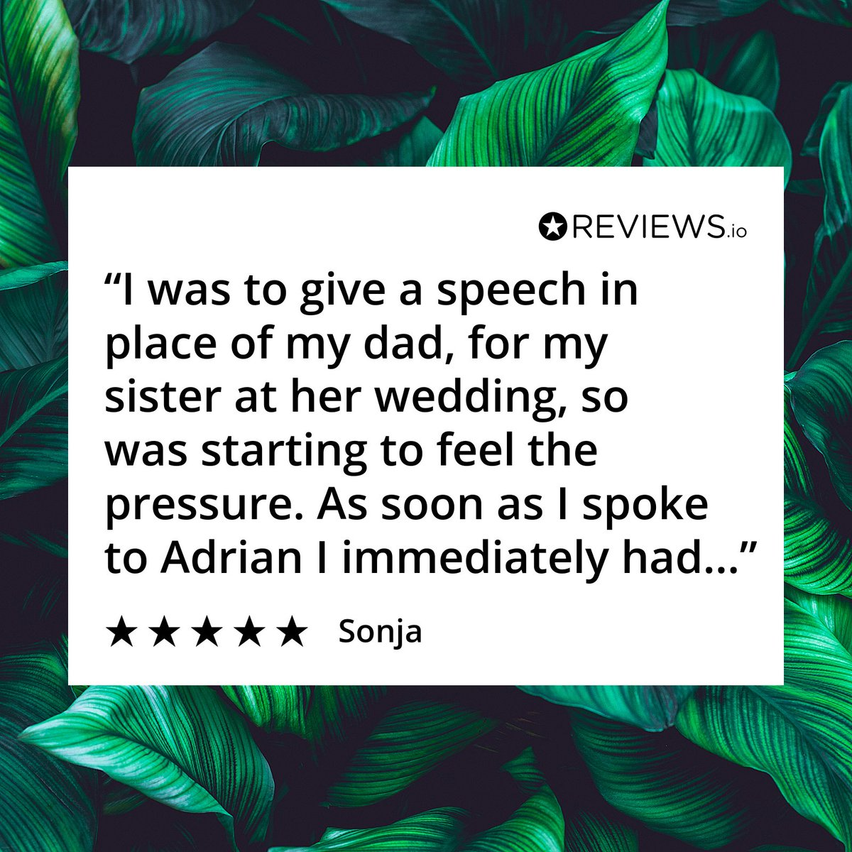 Can't seem to find the words to write a heartfelt speech? We're passionate about writing and would love to help https://t.co/gWoqrWUSVq #weddingspeech #weddingspeechwriter #fatherofthebride #fatherofthebridespeech #weddingspeeches #speechwriter https://t.co/s6HiA2Y8Jr