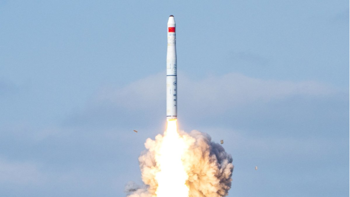 The China Academy of Launch Vehicle Technology and the city government of Haiyang, a city administered by Yantai, are cooperating to construct the 800-hectare complex that will be capable of producing 20 solid-propellant #rockets each year. https://t.co/tasNK2ZgQw #space https://t.co/7Fyt7NYjdC