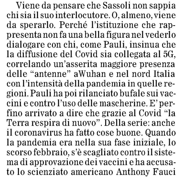 Sassoli