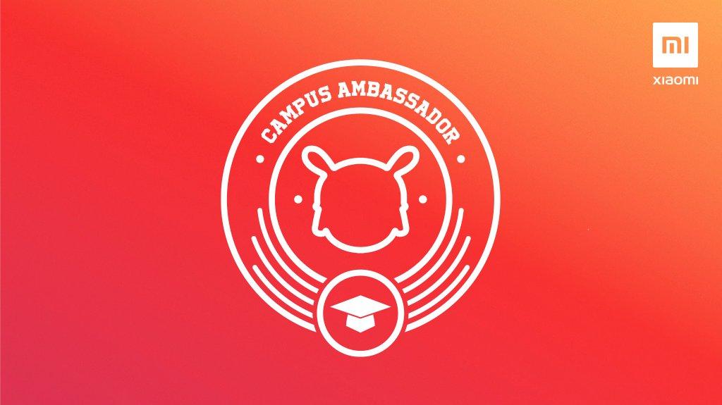 Oye #MiFan, ¿estás estudiando y te flipa Xiaomi?  Estamos creando un grupo muy selecto de Campus Ambassadors.  ¿Te interesa? apúntate aquí 👉 https://t.co/rX15FNuL3C https://t.co/wfomhEQS78