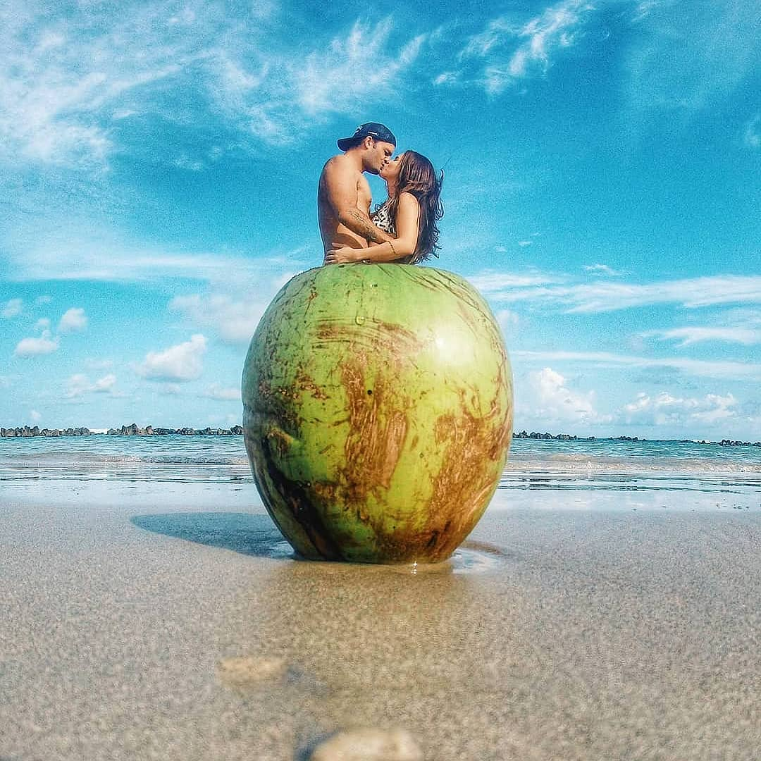 Get creative with your SJCAM, even if you just have a coconut! Photo as shared by our friends from @sjcamperu #SJCAM #sjcamperu #naturelovers #brasil #empoweryourdreams https://t.co/Ox3LioYcHe