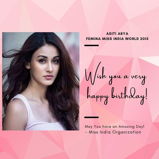 A very happy birthday to the gorgeous @AryaAditi  ! We wish you have the most beautiful days ahead  Red heart   #aditiarya #happybirthday #birthdaygirl #queen #birthdayqueen #beauty