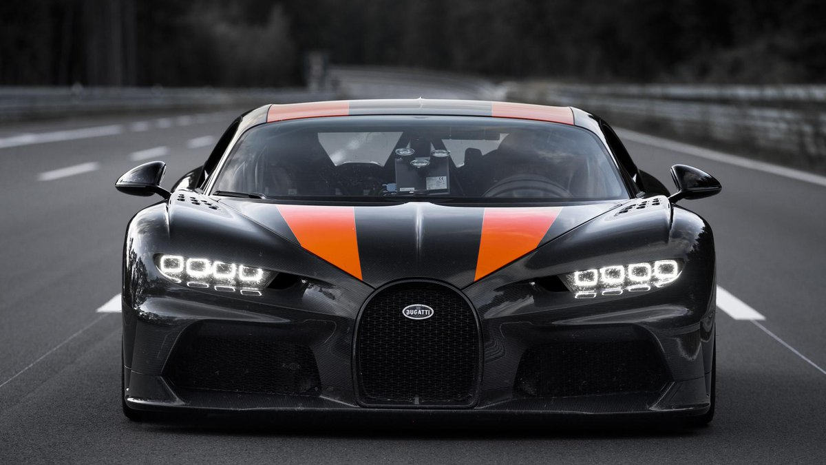 11 crazy facts from Bugatti's 300mph run. You've seen the video. Now chew on the mind-numbing stats behind the incredible feat → https://t.co/SgwGFLhuuI https://t.co/0Y5nIoH8jY