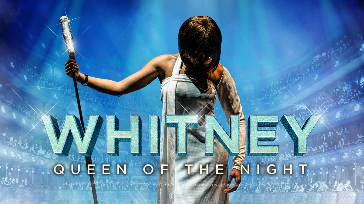 It's the Greatest Love of All - Whitney: Queen Of The Night is coming to Milton Keynes!  Packed full of incredible songs, this fabulous celebration of the life and music of Whitney Houston plays on November 1st, 2021. Get your tickets now! https://t.co/cSqWwQxuHJ https://t.co/zvdJuiYpbU