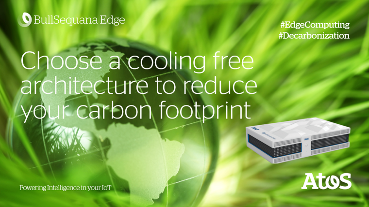 Reduce your digital #carbonfootprint with #EdgeComputing. >> https://t.co/VcD0OtVv48 #BullSequana #decarbonization https://t.co/rTIcdnQIjB