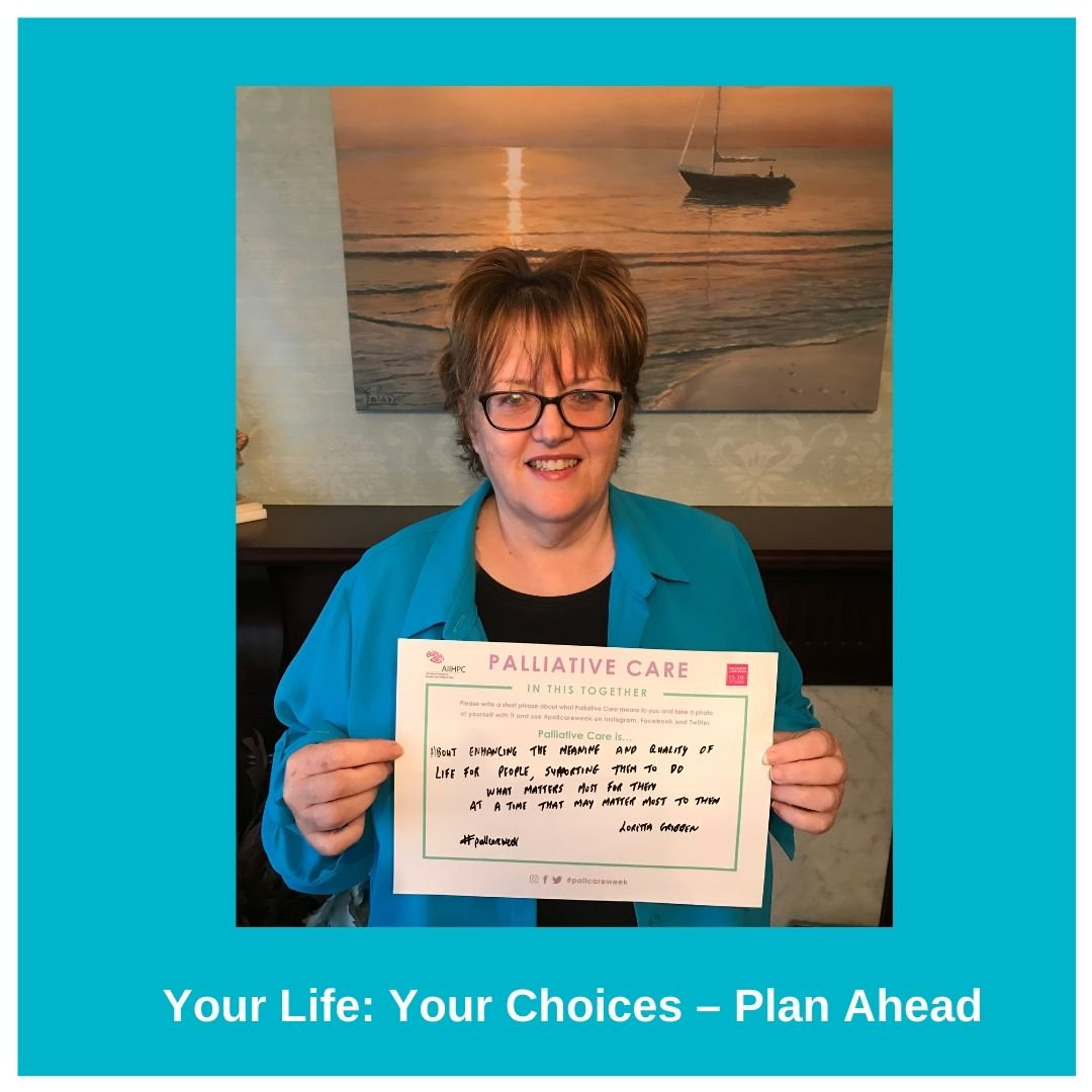 We often find it difficult to talk about death and dying, during #pallcareweek we are urging everyone to have a conversation with loved ones on end of life planning. Talking about death does not bring it any closer. It is about planning for life! More @ https://t.co/4eVQXglGVj https://t.co/TJvHw8IMaV