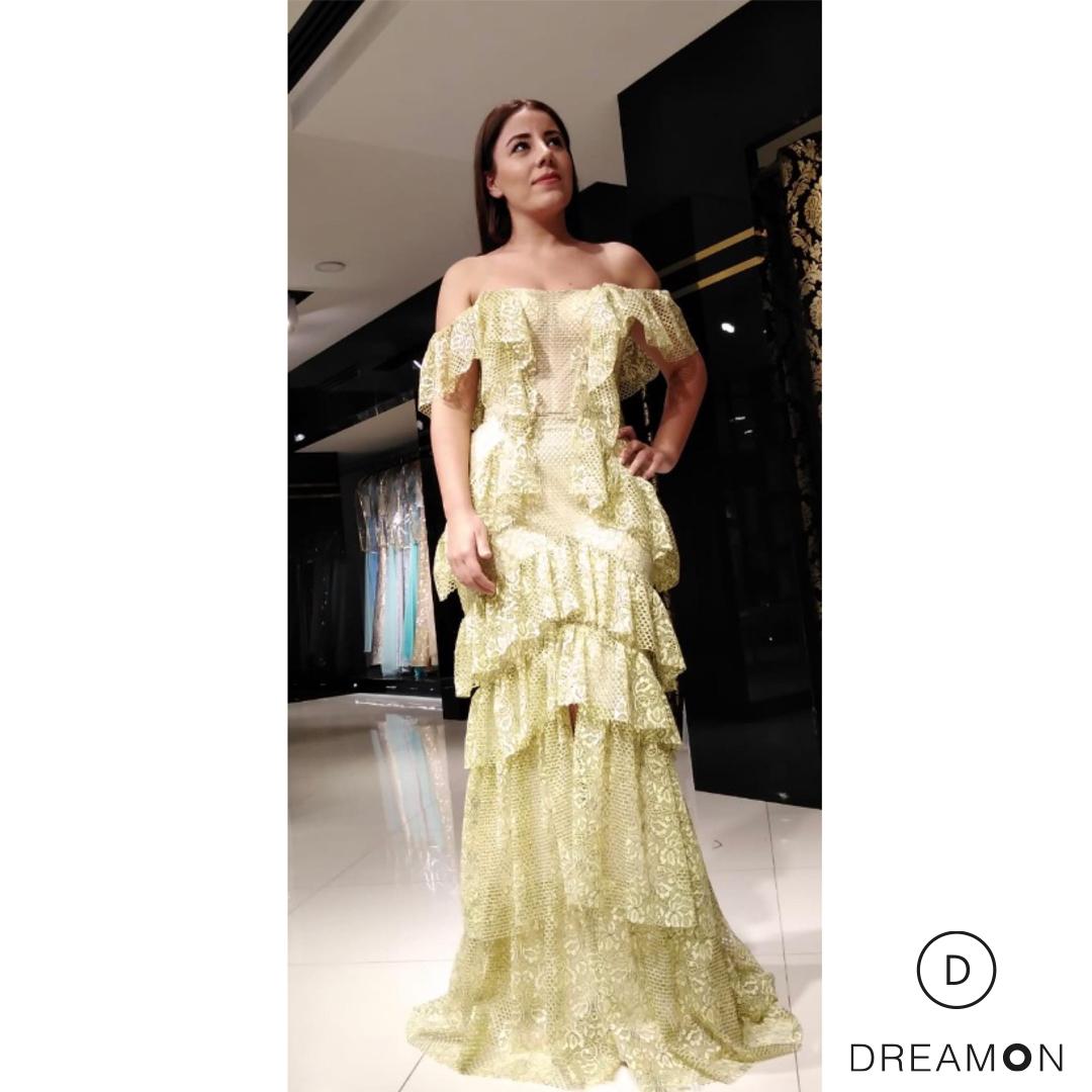 Hafif, gösterişli, rahat ve modern abiye modelimizin zarafeti 🌟 #wedding #dreamon #bride #bridal #married #engagement #rose #davetiye @dreamonbridals https://t.co/5rqw7vjMhl