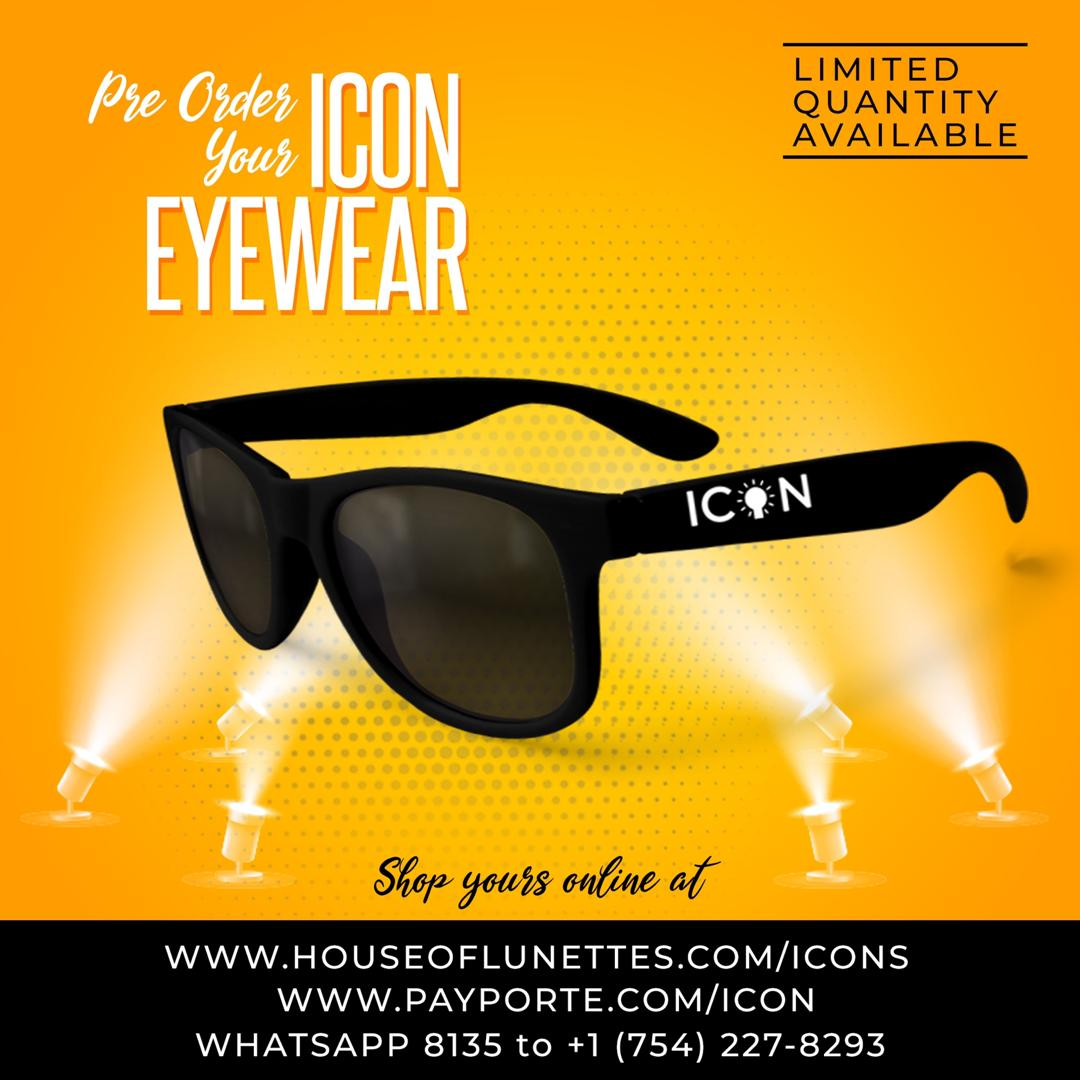 #layconxhouseoflunettes Laycon just inked a deal with @HouseofLunettes for an exclusive line of iCON Sunglasses. Pre-order >> https://t.co/yDTrRBbUuu  https://t.co/AJKeKVT3Pw Whatsapp: Text 8135 to +1 (754) 227-8293 Limited quantity available for the next 72 hours only. https://t.co/TAxuzzJlum