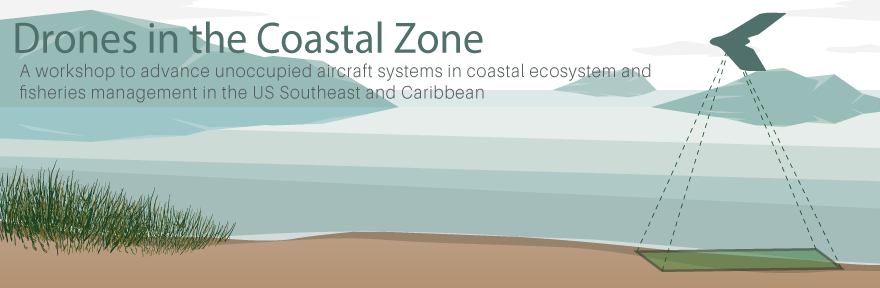 Check out 'Drones in the Coastal Zone' workshop co-hosted by our friends at @DukeMarineLab, who are some of the best in business when it comes to #Drones4Good in marine & coastal applications.