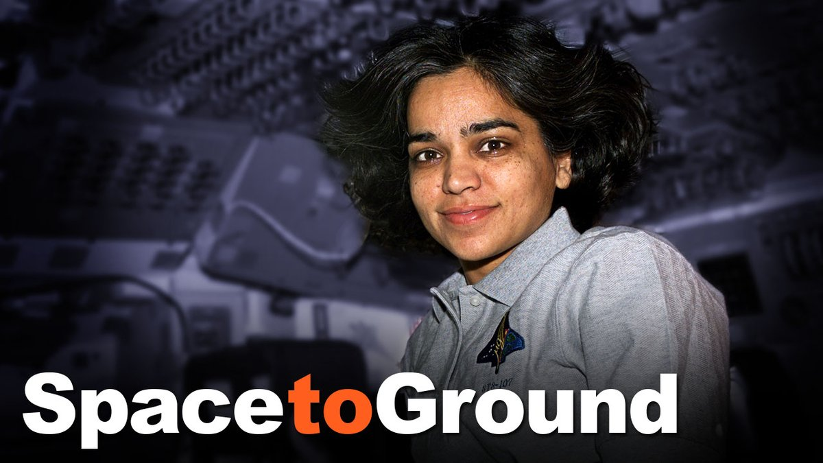This week, the crew on station tended to a variety of science hardware. The next Cygnus spacecraft is named S.S. Kalpana Chawla in honor of the first woman of Indian descent to go to space. #SpaceToGround