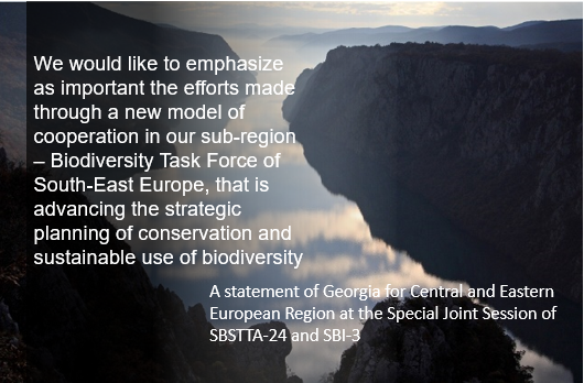 #GBO5 showed that we have collectively failed to achieve the 2020 targets. It is clear that all national efforts were insufficient and that stronger and urgent joint action is needed to address the extinction crisis  #post2020 #Biodiversity2020 #SEE #ORFBDU  @UNBiodiversity https://t.co/TCQExHA5MO