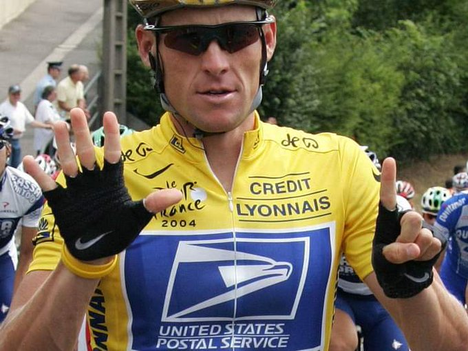 Happy Birthday Lance Armstrong.